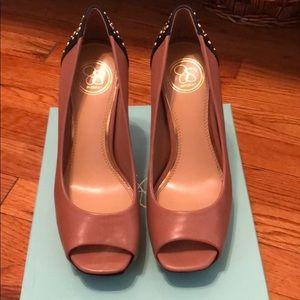 EUC Jessica Simpson platform heels